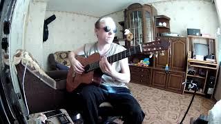 Sting. Shape Of My Heart. Подробный разбор на гитаре. Слеплайф