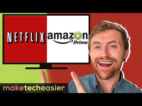 Netflix Vs Amazon Prime Video: Which Is Best?
