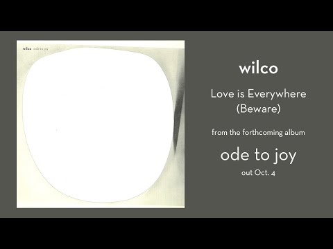 Wilco Announced New Album 'Ode To Joy' & Shared New Song