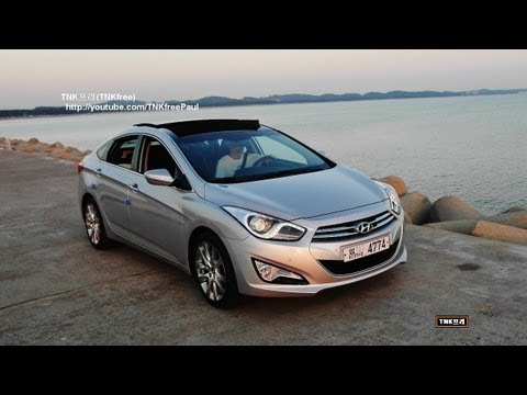 2012 Hyundai i40 Saloon i40 Sedan Test Drive