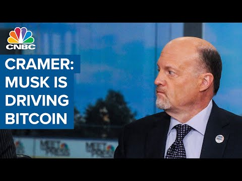 Jim Cramer On Bitcoin: Elon Musk Is Driving So Much Of This Market