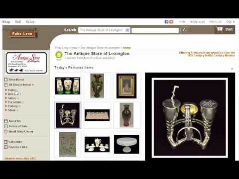 Antiques For Sale - The Trusted Place for Fine Antiques