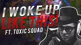 LETHALITY DOT DYR 1 SHOTTING EVERYTHING!! | ft. TOXIC SQUAD - Trick2G