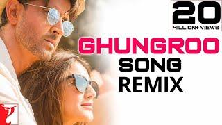 Gambar cover Ghungroo (Dance Mix) DJ SARFRAZ | Hrithik Roshan, Vaani Kapoor | Vishal & Shekhar |ft| Arijit Singh