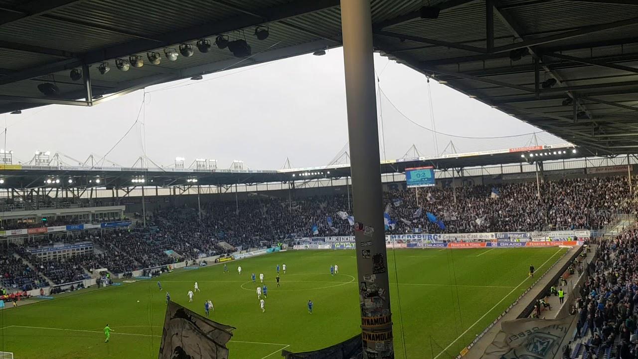 Fußballstadion Magdeburg