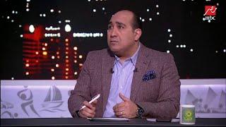 رضا عبدالعال: كابتن الجوهري عدو النجوم