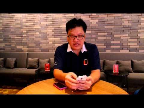 ความพึงพอใจใน Samsung Galaxy S5 ของเกรียงไกร Thaiload
