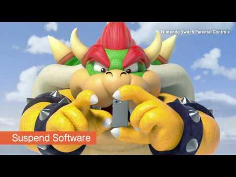 Nintendo Switch Parental Controls Video (English)