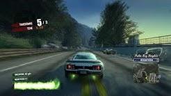 Burnout Paradise City - Game Play