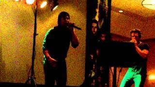 Chaske Spencer & Charlie Bewley TwiCon NJ Karaoke Night 7-31-2011