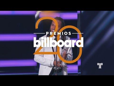 Ozuna se lleva el titulo de Artista del Año | Premios Billboards 2018 | Entretenimiento Mp3