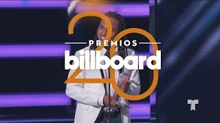 Ozuna se lleva el titulo de Artista del Año | Premios Billboards 2018 | Entretenimiento