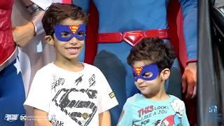 Witness Justice League Live At City Centre Bahrain!