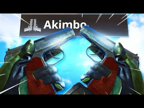 AKIMBO SYKOV Pistols Should be BANNED in Warzone! USE THIS CLASS! 😱