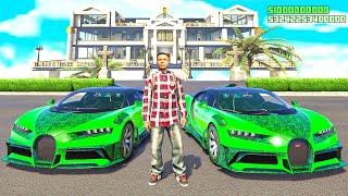 ich kaufe mir ein 10.000.000,00$ teures HAUS in GTA 5 RP!