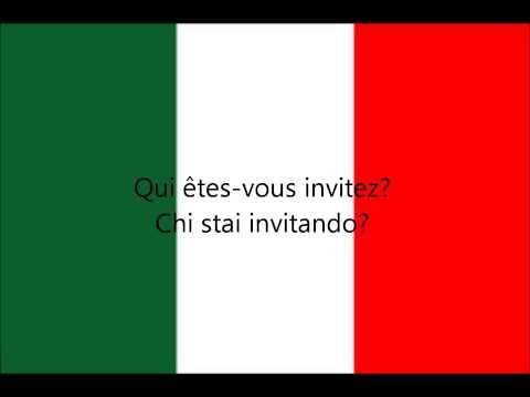 Apprendre l'Italien: 100 Expressions Italiennes Pour Les Débutants PARTIE 5