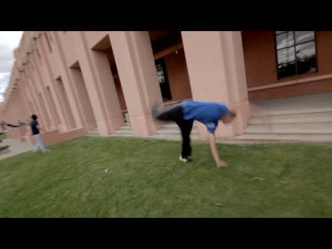 Phoenix Parkour Freerunning Jam - February 2013