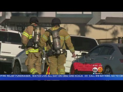 Explosives Found At Tustin Home