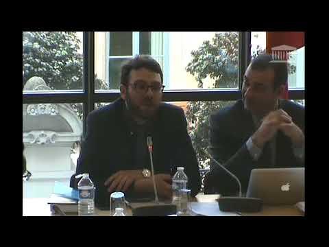 Loi de programmation militaire - Question en Commission - Stéphane Trompille