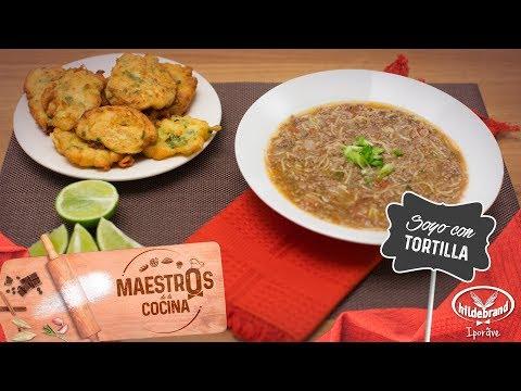 Maestros de la Cocina - Peta Rüger - Soyo con Tortillita