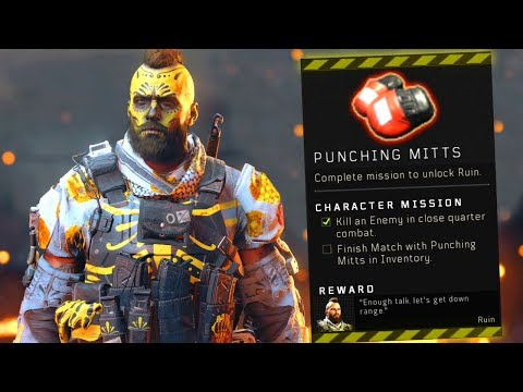 Blackout: How to UNLOCK Ruin EASY! (Quest Guide)