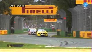 V8 Supercars Race 3 Australian Grand Prix
