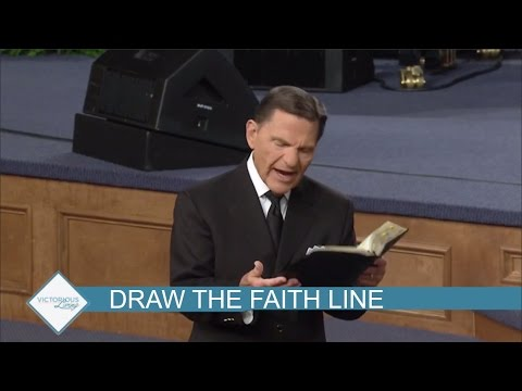 Negative Thoughts Cost You Something | Draw The Faith Line | Kenneth Copeland | Victorious Living