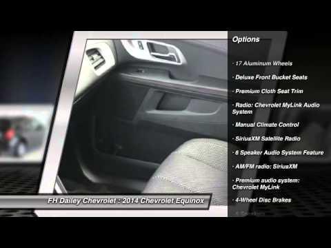 2014 Chevrolet Equinox Fh Dailey Chevrolet Bay Area San Leandro Ca 5716