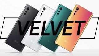 Let's talk about the LG Velvet!