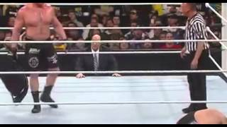 Big show vs Brock Lesnar   Royal Rumble 2014   Full Match