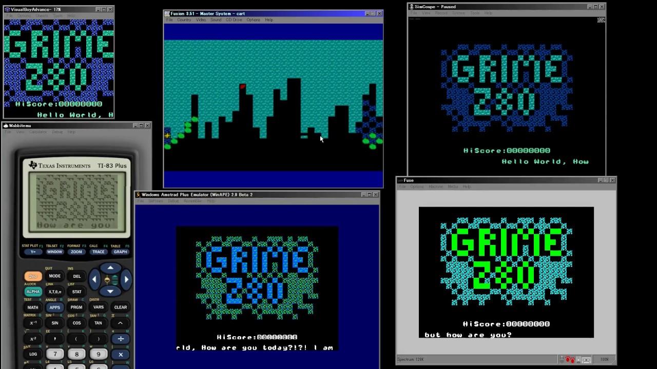 Z80 Emulator Tutorial