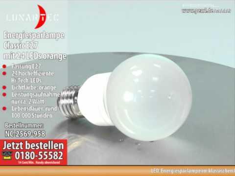 LED-Lampe Classic, 24