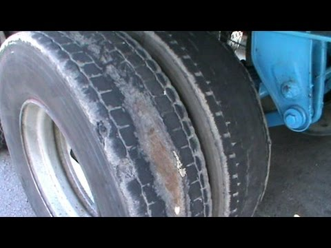 """The Malaysian Trucking Industry is running on """"BALD"""" Tires"""