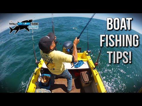 Sea Fishing Tips for Sharks and Hounds | TAFishing