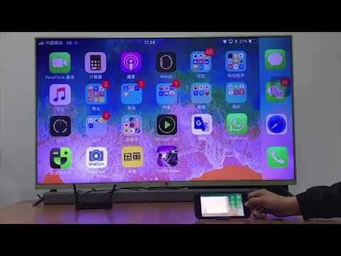 How To Connect IPad/iPhone To TV: Wireless (Without Apple TV), HDMI And VGA; Mirror IPad To TV