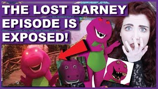SCARY Barney Conspiracy Theories | The Lost Episode