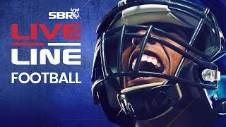 LIVE NFL Football Betting Show | NFL Week 6 Games