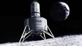 ESA Lunar Village: Humans Will Live on the Moon by 2030