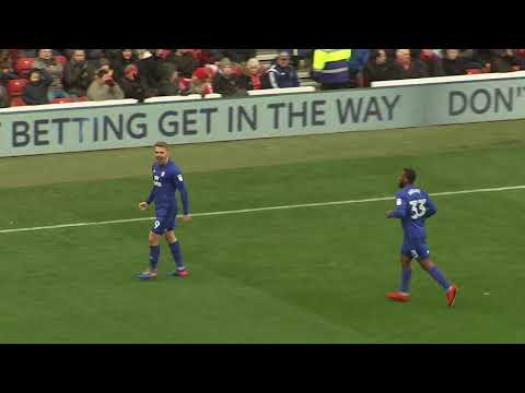 HIGHLIGHTS: NOTTINGHAM FOREST 0-2 CARDIFF CITY