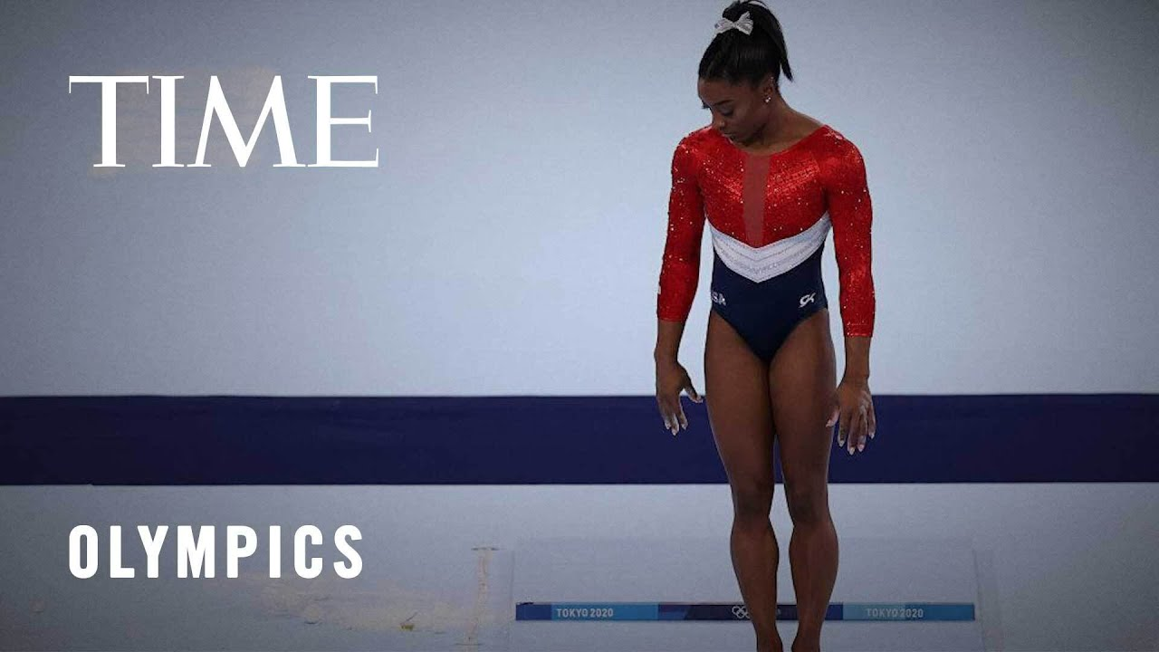 Why Simone Biles Withdrew From the Gymnastics Team Event   TIME