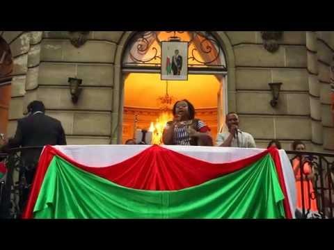 "Volavie chante "" ia Tale"" de Mima à l' ambassade de Madagascar à Paris 2016"