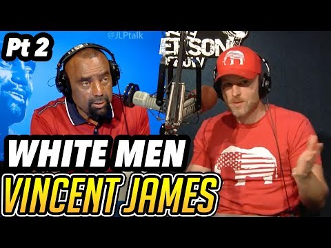 Why Did White Men Give Up Their Country? Vincent JamesThe Red Elephants 2nd