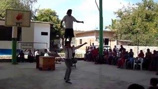 El Circo Social en Pantla