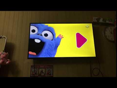 TV Boomerang гризли и лемминги