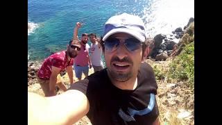 Alanya Mahmutlar Civarında Saklı Bir Koy Bulduk ve Denize Girdik
