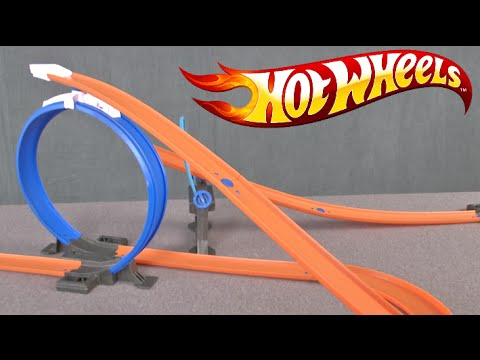 hot wheels track builder system instructions