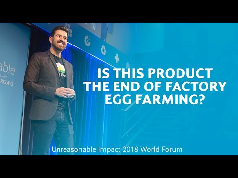 Is This Product the End of Factory Egg Farming? | Arturo Elizondo