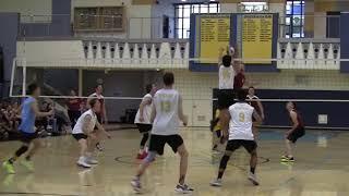 Heritage High School: Boys Varsity Volleyball 4-5-18