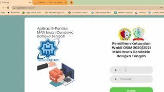 Mudah dan Cepat Cara Membuat semua kode akses / password pemilih pemilihan / voting / pemira