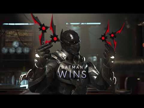 xxTRONKOxx (Flash/Black Adam) Vs Low771 (Batman)